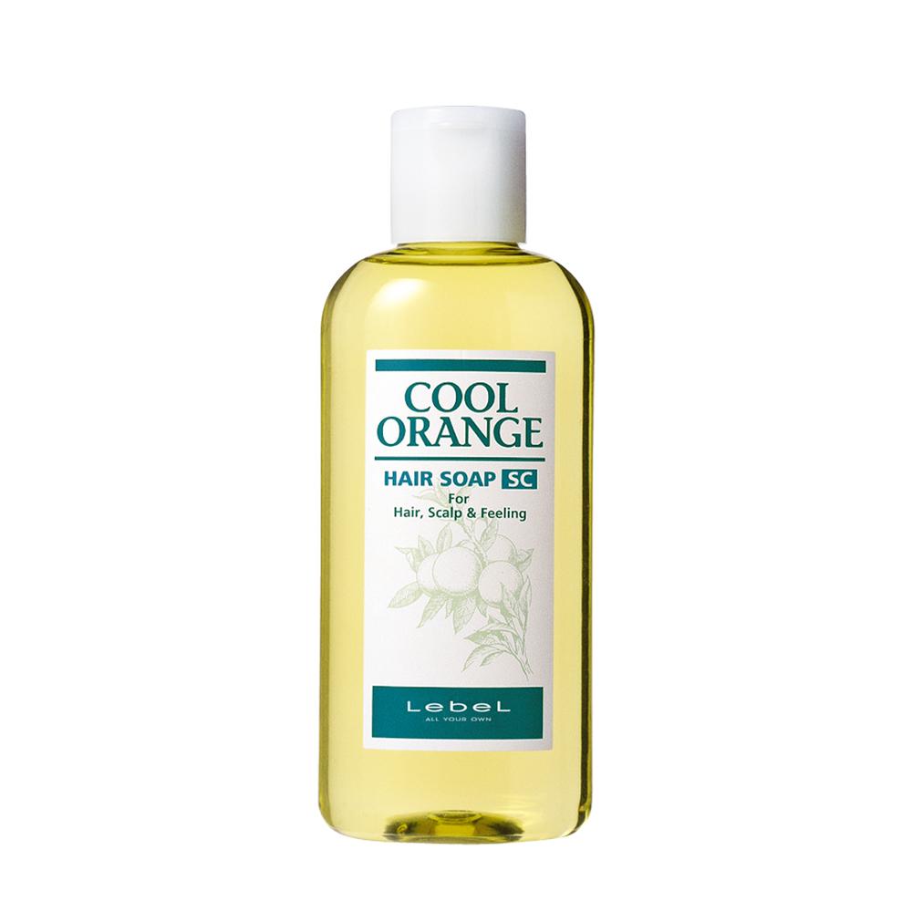 Шампунь для жирных волос COOL ORANGE HAIR SOAP COOL