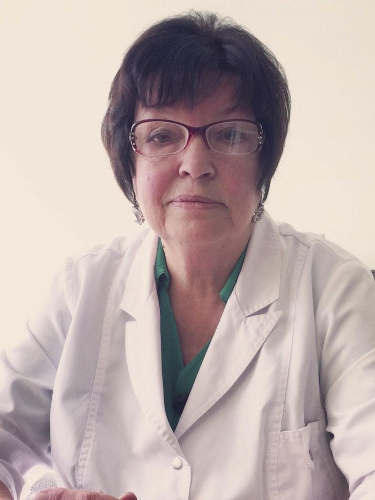 Калинина Елена Михайловна