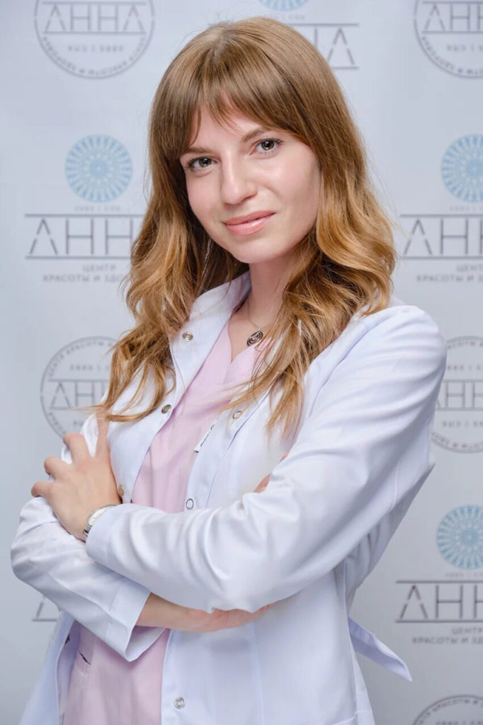 Петрищева Галина Валерьевна